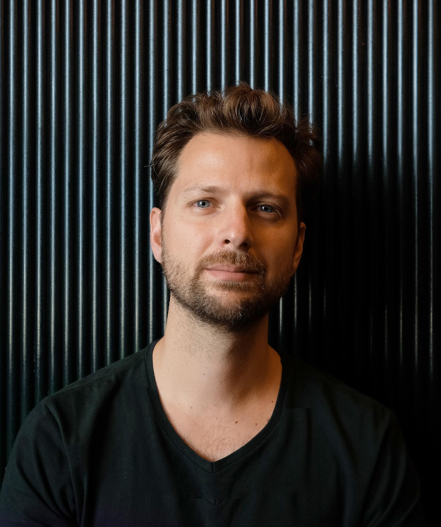 Andreas Lambrinos portrait