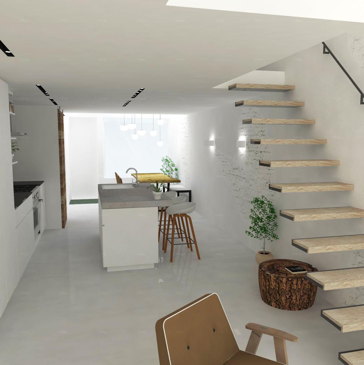 Huis Swinden, Amsterdam | micromacrodesign