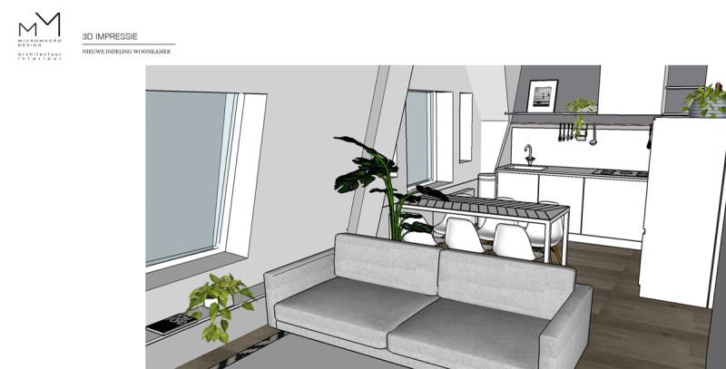 nieuwe indeling woonkamer 2