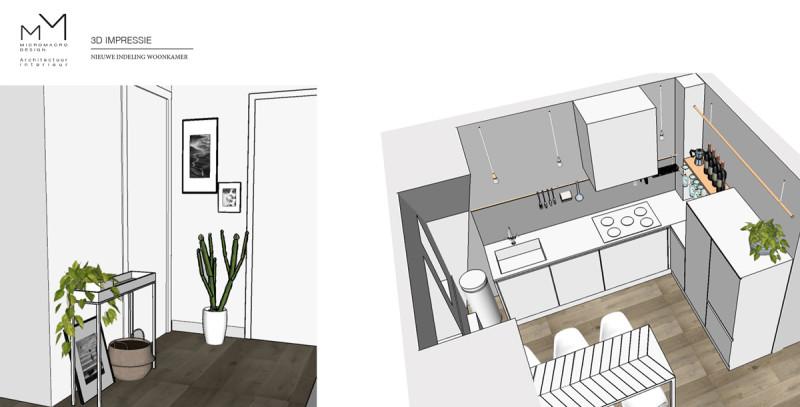 nieuwe indeling woonkamer 3