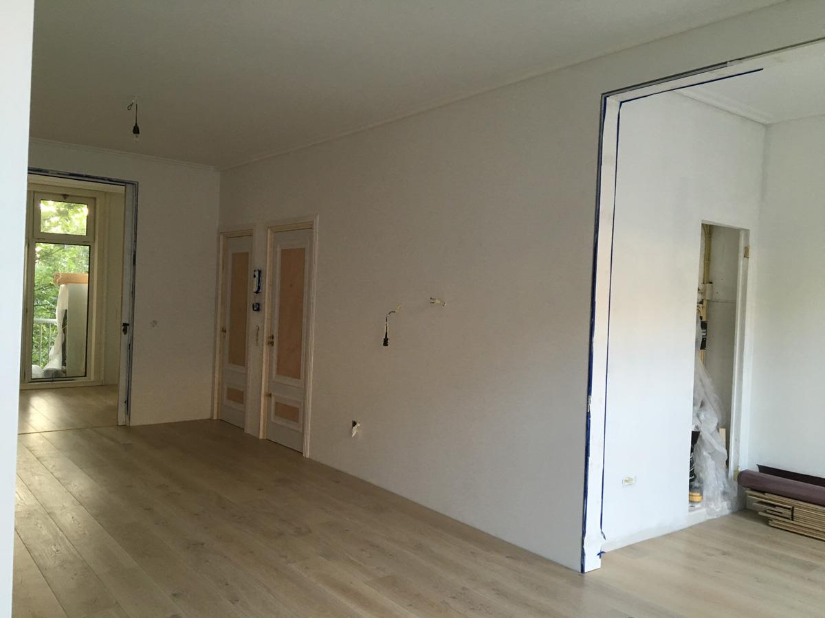 Nieuwe Houten Vloer : Nieuwe vloer en deuren micromacrodesign