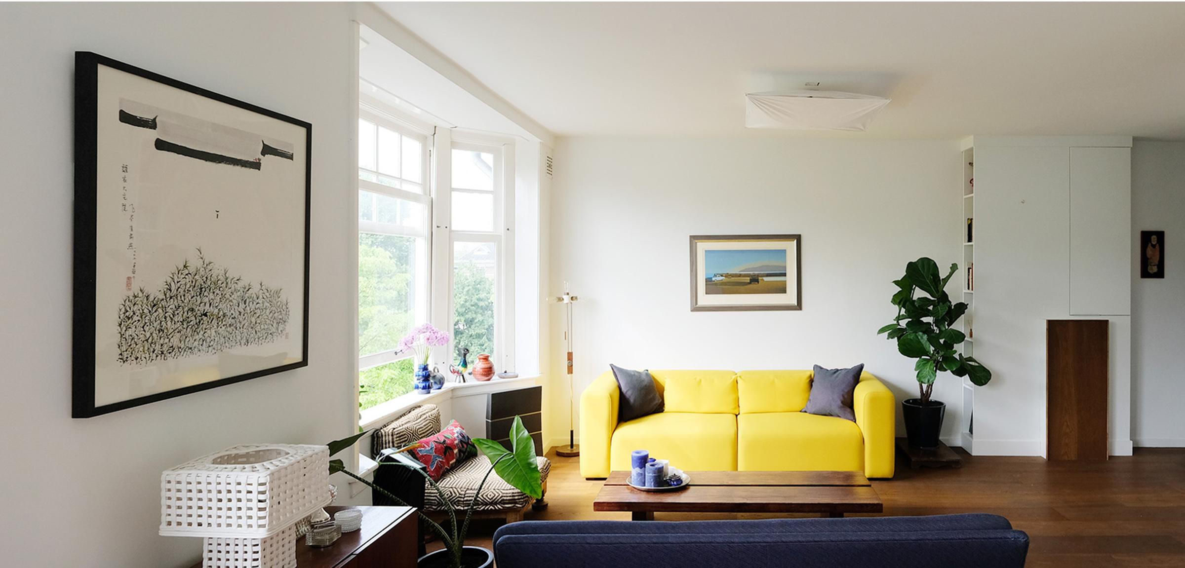 kleur in interieur