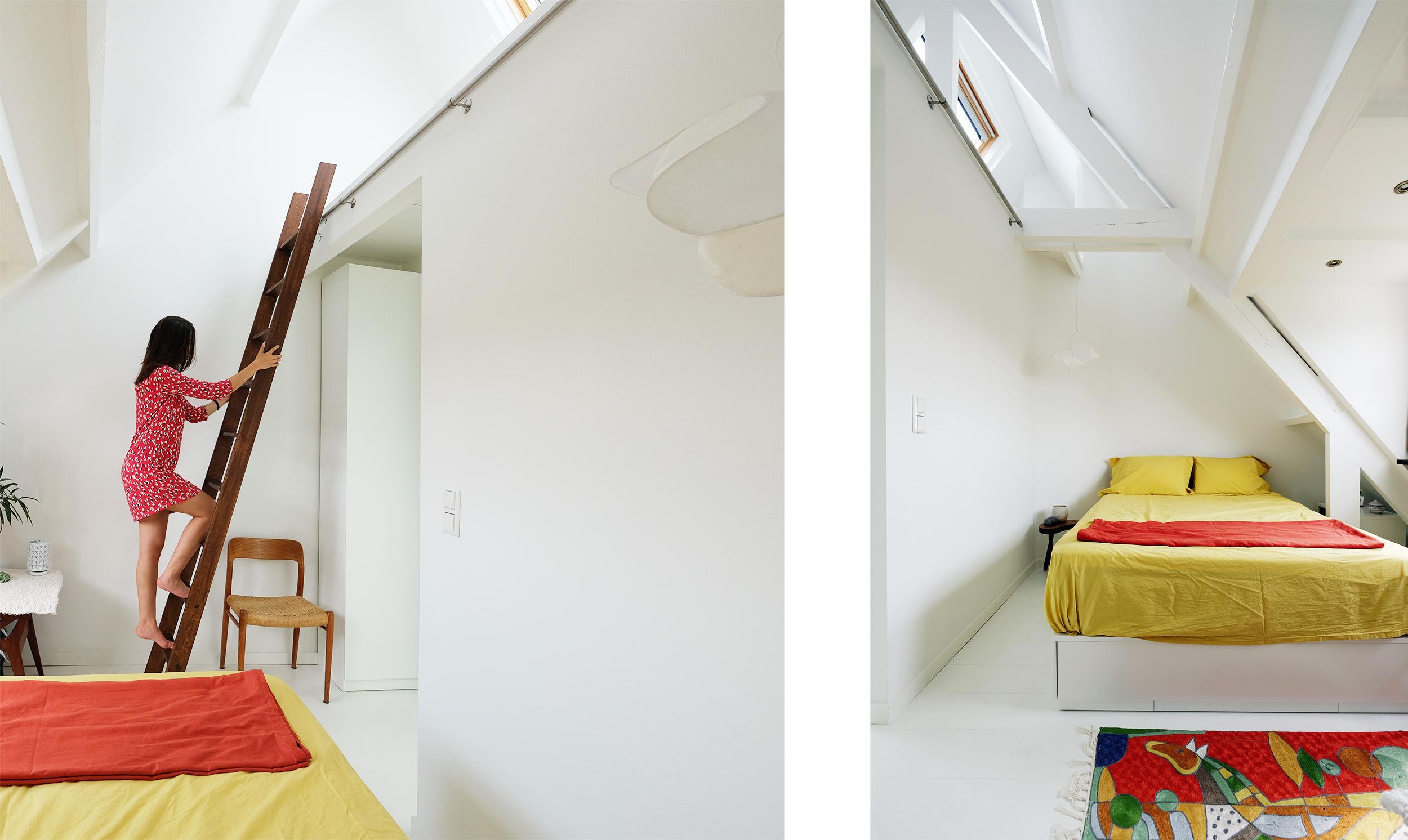 zolder kamer_appartement_amsterdam