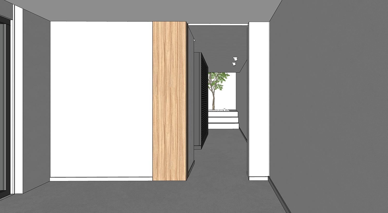 impressie masterbedroom