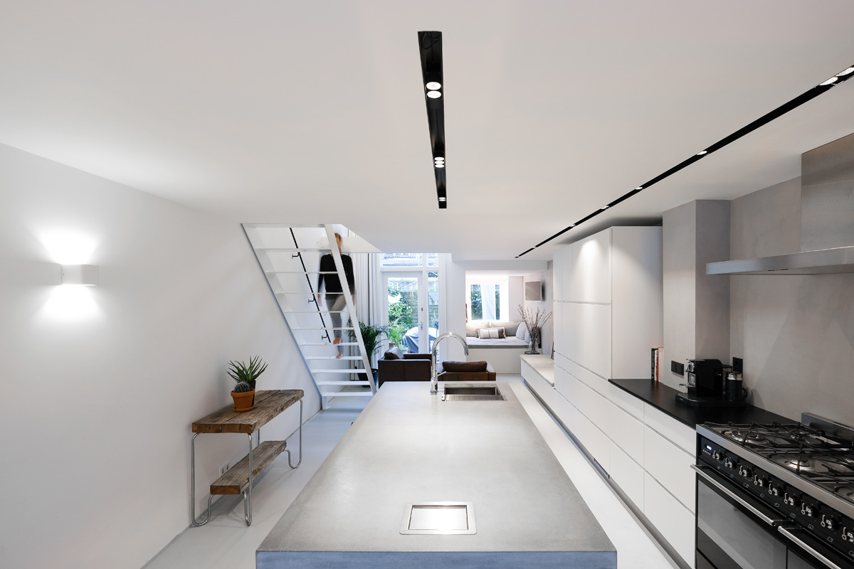 keuken trap