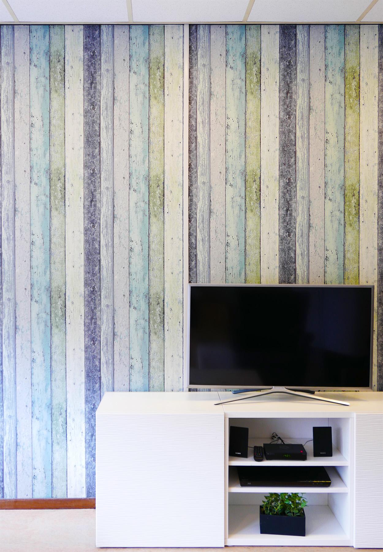 tv hoek wonkamer zorgwoning 4